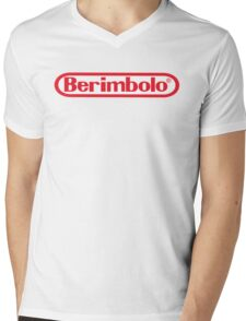 Berimbolo/Nintendo Mens V-Neck T-Shirt