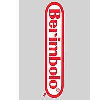 Berimbolo/Nintendo Photographic Print