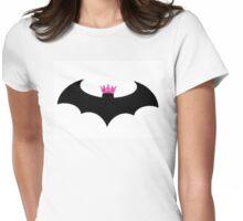 Princess Bat Chick Womens Fitted T-Shirt