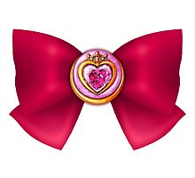 Prism Heart Compact - Sailor Chibi Moon Photographic Print