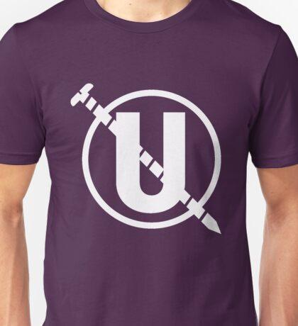 Holtzmann's Screw U Emblem Unisex T-Shirt