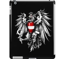 Austrian Eagle - Regnum Rendition iPad Case/Skin