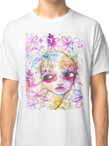 I am a flower Classic T-Shirt