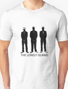 The Lonely Island Silhouette Unisex T-Shirt