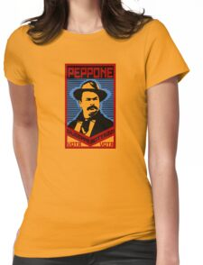 Vota Giuseppe Bottazzi - Peppone Womens Fitted T-Shirt