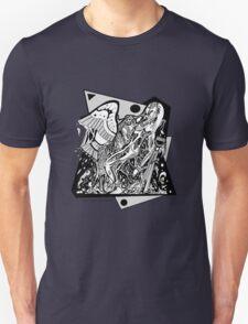 Prometheus (b&w) Unisex T-Shirt