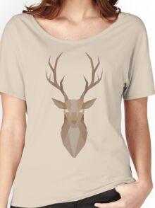 Deer - 2 Women's Relaxed Fit T-Shirt