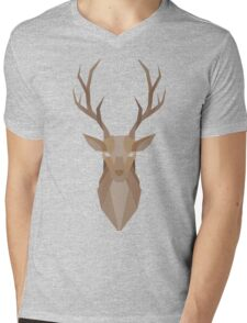 Deer - 2 Mens V-Neck T-Shirt