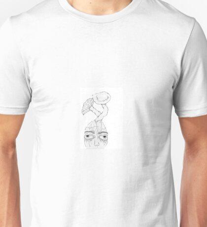 mushroom man Unisex T-Shirt