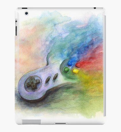 SNES Painting iPad Case/Skin