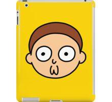 Morty Face iPad Case/Skin