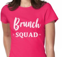 Brunch Squad Womens Fitted T-Shirt