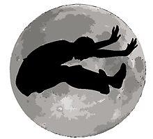 Long Jumper Moon by kwg2200