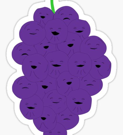 Member Berries Sticker