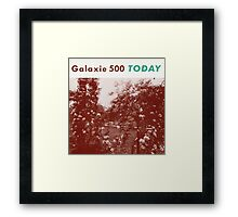 Galaxie 500 Today Framed Print