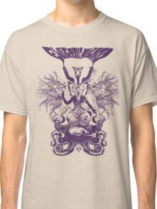 Electric Wizard - Baphomet (Purple) Classic T-Shirt