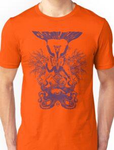 Electric Wizard - Baphomet (Purple) Unisex T-Shirt