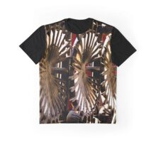 Radial Points Graphic T-Shirt