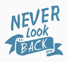 Never look back One Piece - Short Sleeve
