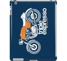 Triple Espressoo Laverda 3CE Cafe Racer iPad Case/Skin