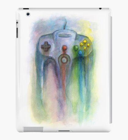 N64 Painting iPad Case/Skin