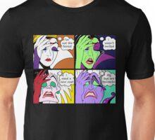 Villain World Problems Unisex T-Shirt