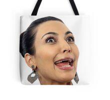 Kim Kardashian Tote Bag