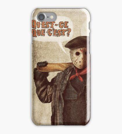 Psycho Killer iPhone Case/Skin