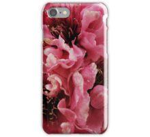 Peach Double Flower iPhone Case/Skin