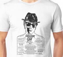 Elwood Blues Brothers tattooed 'Dry White Toast' Unisex T-Shirt