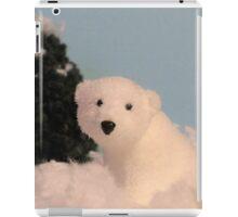 Polar Bear Christmas iPad Case/Skin