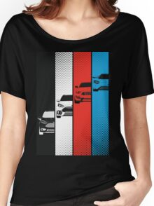 Ford Performance (Color) Women's Relaxed Fit T-Shirt