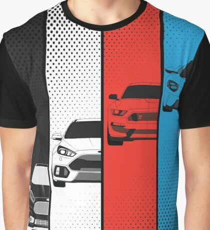Ford Performance (Color) Graphic T-Shirt