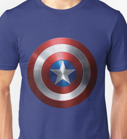 the shield Unisex T-Shirt