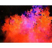 Flame Nebula Photographic Print