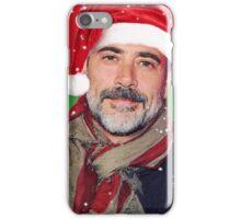Jeffrey Dean Morgan- christmas iPhone Case/Skin
