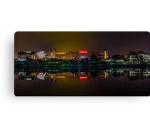 Manchester United Old Trafford Football Ground Canvas Print