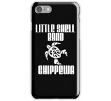 Little Shell Band of Chippewa Indians iPhone Case/Skin