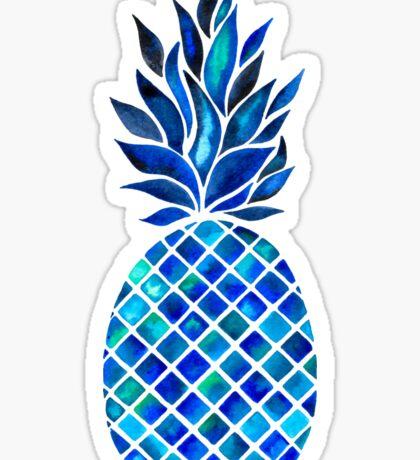 Maritime Pineapple Sticker