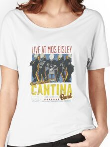 Star Wars - Cantina Band On Tour Women's Relaxed Fit T-Shirt