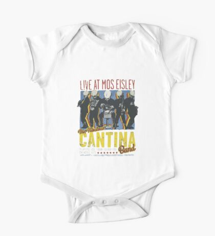 Star Wars - Cantina Band On Tour One Piece - Short Sleeve
