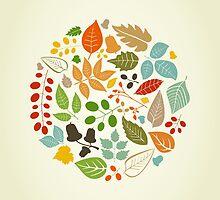 Autumn by Aleksander1