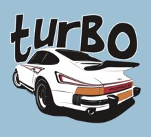 Porsche 911 Turbo Kids Clothes