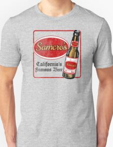 Samcro Beer Coaster T-Shirt