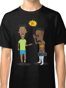 the handshake Classic T-Shirt