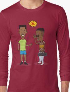 the handshake Long Sleeve T-Shirt