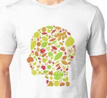 Leaf a head Unisex T-Shirt