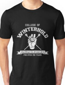 College of Winterhold - Jersey Style Unisex T-Shirt