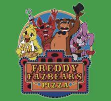 Fun times at Freddy's Kids Tee