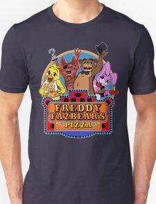 Fun times at Freddy's Unisex T-Shirt